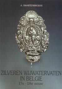 Zilveren wijwatervaten in België - Adrien Swartenbroekx