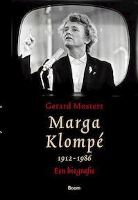 Marga Klompé 1912-1986 - Gerard Mostert (ISBN 9789461051974)