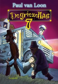 De griezelbus 7 - Paul van Loon (ISBN 9789025852511)