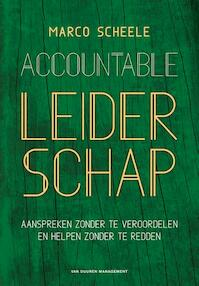 Accountable Leiderschap - Marco Scheele (ISBN 9789089653901)
