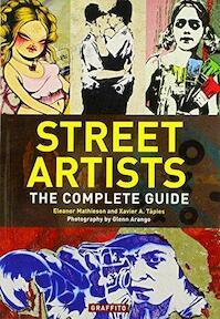 Street Artists - Glenn Arango (ISBN 9780956028419)