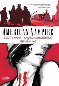 American vampire - Scott Snyder, Rafael Albuquerque, Stephen King (ISBN 9781401228309)
