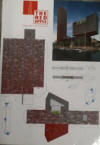 The Red Apple [bouwplaat] Oogappel van Rotterdam