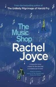 Music Shop EXPORT - Rachel Joyce (ISBN 9780857521934)