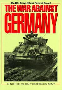 The war against Germany (ISBN 9780028810935)