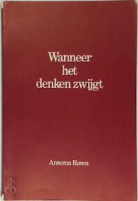 Wanneer het denken zwygt - Raven (ISBN 9789080058941)