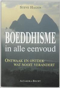 Boeddhisme in alle eenvoud - S. Hagen (ISBN 9789069635576)