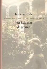 Het huis met de geesten - Isabel Allende (ISBN 9789051082982)