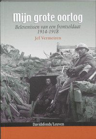 Mijn grote oorlog - J. Vermeiren (ISBN 9789058266552)
