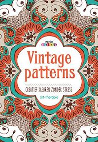 Kleurboek vintage patterns (ISBN 9789461883933)