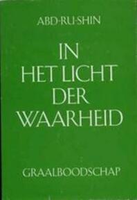 In het licht der waarheid - Abd-ru-shin (ISBN 9789071373053)