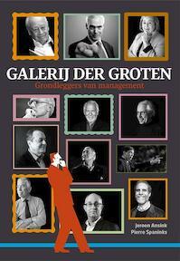 Galerij der groten - Jeroen Ansink, Pierre Spaninks (ISBN 9789089591227)