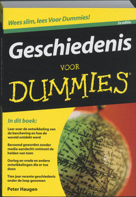 Geschiedenis voor Dummies - Peter Haugen (ISBN 9789043019484)