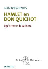 Hamlet en Don Quichot - I.S. Toergenjev (ISBN 9789087730130)
