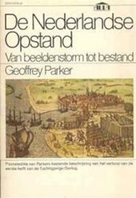 Nederlandse opstand - Parker (ISBN 9789027454652)