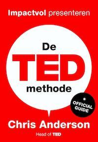 De TED-methode - Chris Anderson (ISBN 9789491845802)