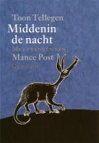 Middenin de nacht - T. Tellegen (ISBN 9789045101439)