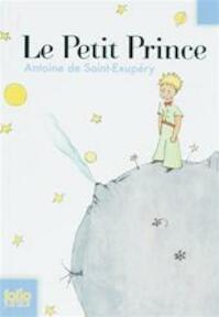 Le Petit Prince - A. de Saint-Exupery (ISBN 9782070612758)