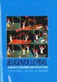 Jeugdvolleybal - E. Rousseau, J. Rutten, M. Spaenjers (ISBN 9781091986794)