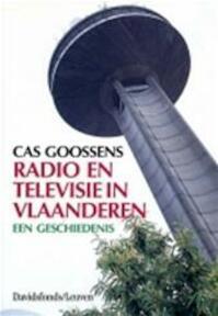 Radio en televisie in Vlaanderen - Cas Goossens (ISBN 9789061526773)