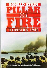 Pillar of Fire - Ronald Atkin (ISBN 9780283996979)