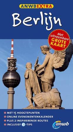 ANWB Extra Berlijn - Wieland Giebel