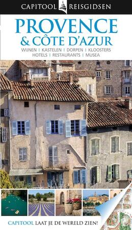 Provence en Cote d Azur - John Flower, Jim Keeble, Martin Walters, Roger Williams