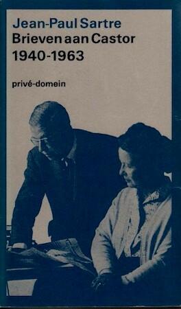 Brieven aan Castor en aan enige anderen - Jean-Paul Sartre, Simone De Beauvoir