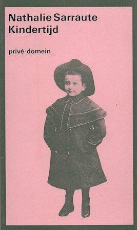 Kindertijd - Nathalie Sarraute, Jan Versteeg