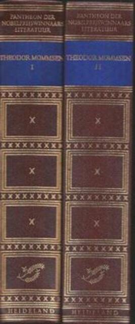 Romeinse geschiedenis - Theodor Mommsen, John Kooy