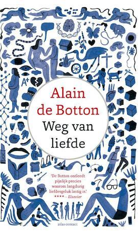 Weg van liefde - Alain de Botton