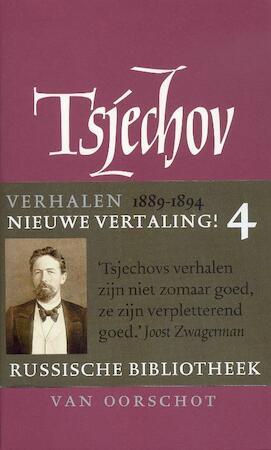 4 Verhalen 1889-1894 - Anton P. Tsjechov