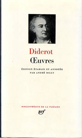 Oeuvres - Diderot