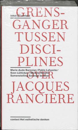 Jacques Ranciere set a 2 ex - Jacques Ranciere