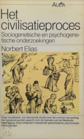 Het civilisatieproces - Norbert Elias, Willem Kranendonk