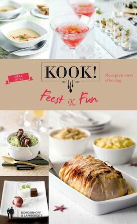 Kook! Feest & fun -