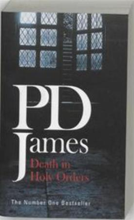 Death in holy orders - P. D. James