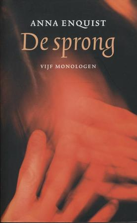 De sprong - Anna Enquist