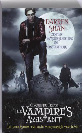 Freakshow trilogie filmeditie - Darren Shan
