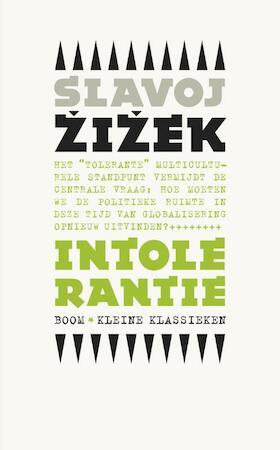 Intolerantie - Slavoj Zizek