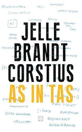 As in tas - Jelle Brandt Corstius