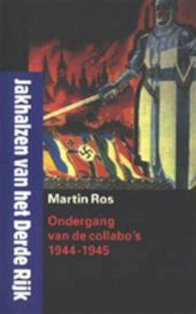 Jakhalzen van het Derde Rijk - Martin Ros