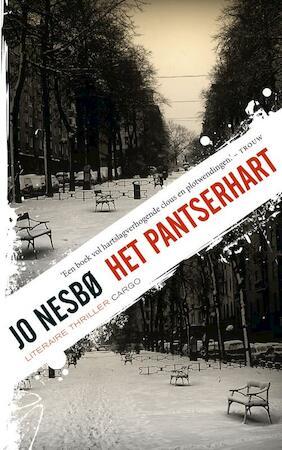 Pantserhart - Jo Nesbø