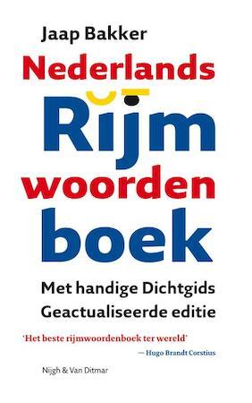 Nederlands rijmwoordenboek - Jaap Bakker