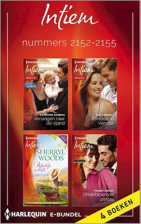 Intiem e-bundel nummers 2152-2155 - Katherine Garbera