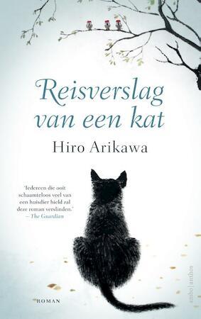Reisverslag van een kat - Hiro Arikawa