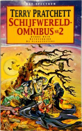 Schijfwereldomnibus nr. 2 - T. Pratchett