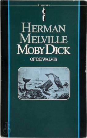 Moby Dick of De walvis - Herman Melville