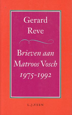 Brieven aan Matroos Vosch [DUMMY] - Gerard Reve