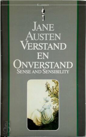 Verstand en onverstand - Jane Austen, W.A. Dorsman-Vos
